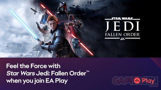 Star Wars Jedi Fallen Order EA Play
