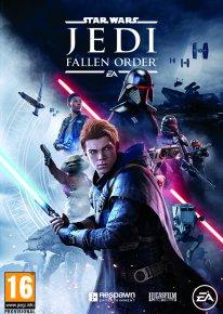 Star Wars Jedi Fallen Order jaquette 1