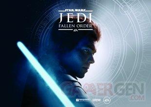Star Wars Jedi Fallen Order jaquette 2