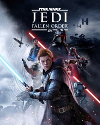 Star Wars Jedi Fallen Order key art jaquette