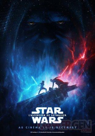 Star Wars L'Ascension de Skywalker poster