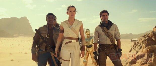 Star Wars  L'Ascension de Skywalker Teaser ESPN (1)