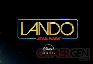Star Wars Lando logo