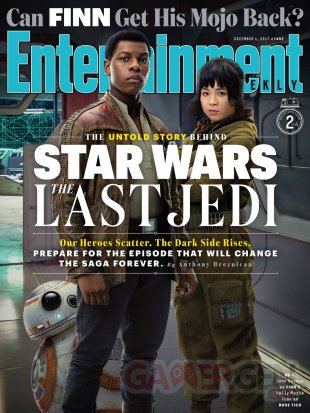 Star Wars  Les Derniers Jedi couvertures covers Entertainment Weekly images (1)