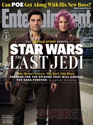 Star Wars  Les Derniers Jedi couvertures covers Entertainment Weekly images (2)