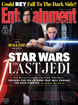 Star Wars  Les Derniers Jedi couvertures covers Entertainment Weekly images (3)