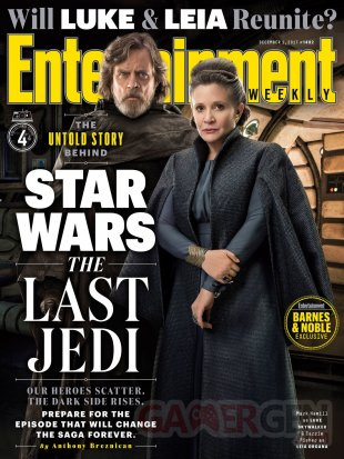 Star Wars  Les Derniers Jedi couvertures covers Entertainment Weekly images (4)