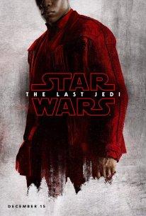 Star Wars Les Derniers Jedi poster