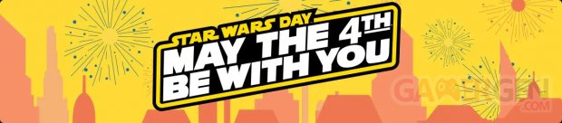 Star Wars May the 4th 03 05 2019
