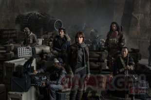 Star Wars Rogue One 16 08 2015 cast