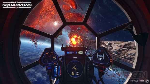 Star Wars Squadrons images gameplay details lieux  (11)
