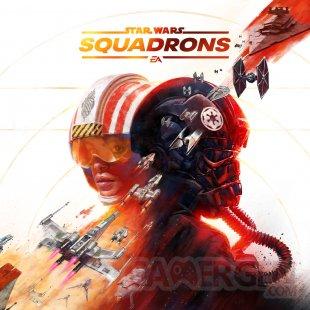 Star Wars Squadrons key art