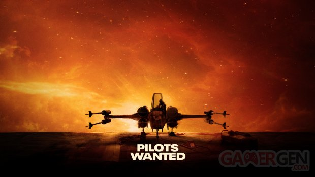 Star Wars Squadrons Pilots Wanted art