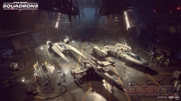 Star Wars Squadrons screenshot 7
