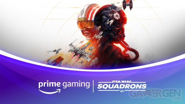 Star Wars Squadrons X Prime Gaming