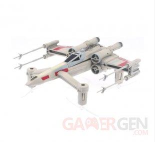 Star Wars T 65 X WING STARFIGHTER Drone Propel