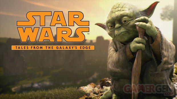 Star Wars Tales Galaxy's Edge Yoda