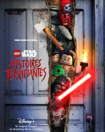 Star Wars Terrifying Tales Histoires Terrifiantes poster affiche