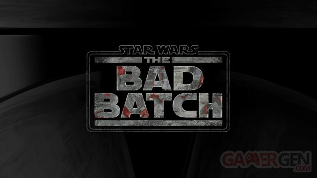Star Wars The Bad Batch logo