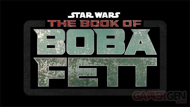 Star Wars The Book of Boba Fett logo 21 12 2020