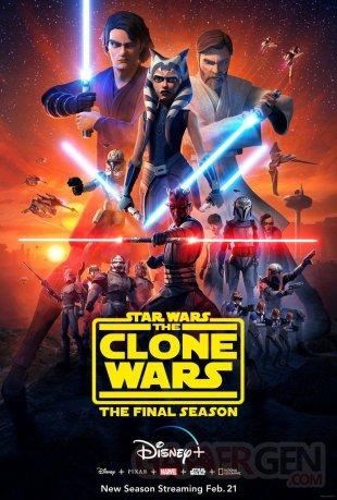 Star Wars The Clone Wars 22 01 2020