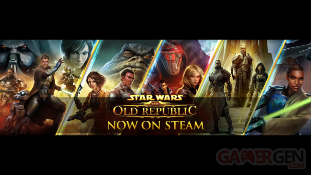 Star Wars The Old Republic steam