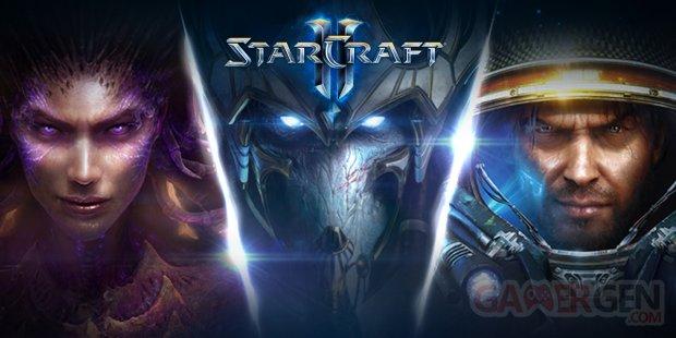 STARCRAFT II Blizzard mise à jour octobre 2020