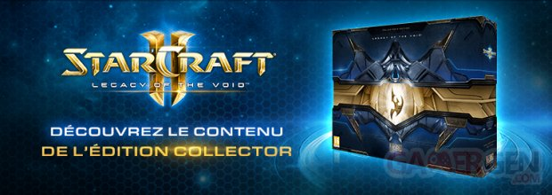 StarCraft II Legacy of the Void collector 2