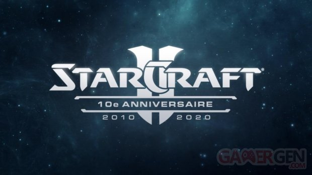 StarCraft II mise à jour 10e anniversaire