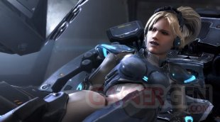 StarCraft II Opérations Secrètes Nova head