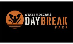 State of Decay Daybreak Pack logo
