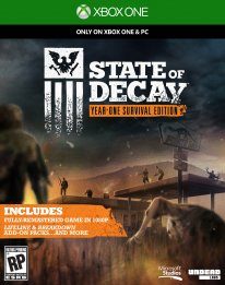 States of Decay Year One Survival Edition 29 08 2014 jaquette