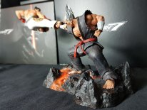 Statuette Collector Tekken 7 Kit Presse 21