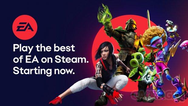 Steam EA Electronic Arts