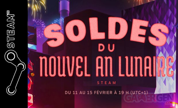 steam lunaire