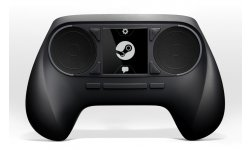 STEAM M controller front ortho verge super wide