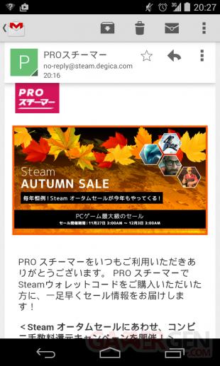 steam soldes automne 2014