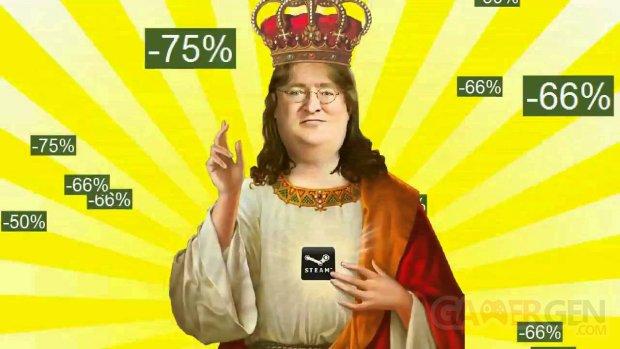 Steam Soldes Gabe Newell