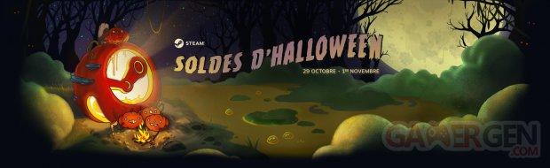 Steam Soldes Halloween 2018