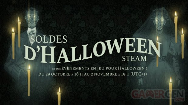 Steam Soldes Halloween 2020