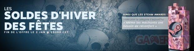 Steam Soldes Hiver 2016