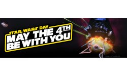 Steam Star Wars Day 2016