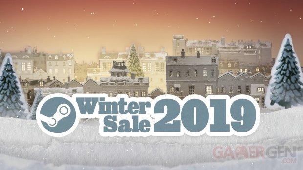 Steam Winter Sales Soldes d'Hiver