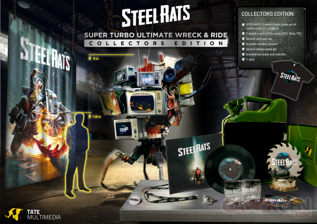 Steel Rats Collector