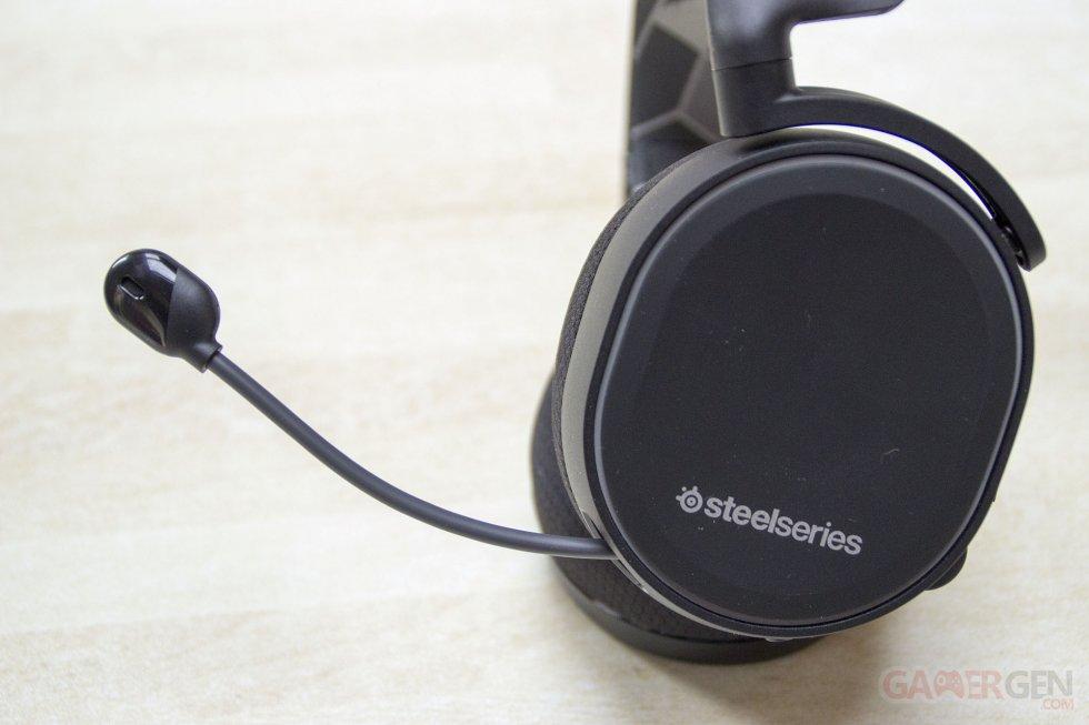 SteelSeries Arctis 3 Casque Audio Gaming Unboxing Déballage Test Note Avis Review Clint008 (18)