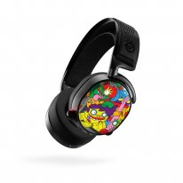 SteelSeries Earplate Laren Asta on headset