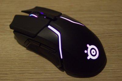 TEST de la SteelSeries Rival 650 Wireless : une souris sans fil idéale