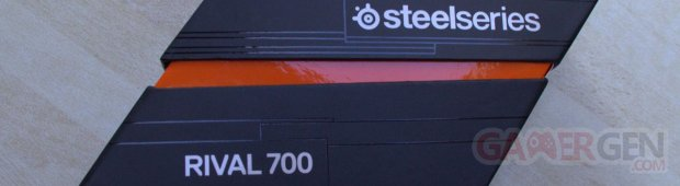 SteelSeries Rival 700 Unboxing Souris Gaming Gamer OLED Déballage Boîte Packaging GamerGen com Clint008 (Bannière)