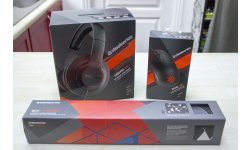 SteelSeries Unboxing