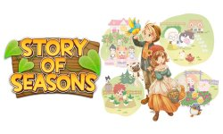 Story of Seasons art